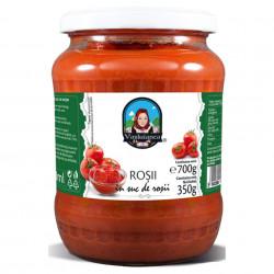 Rosii in suc de Rosii 720ml Vasluianca