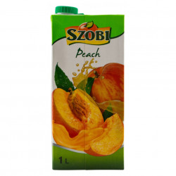 Suc de Piersici Szobi 1L
