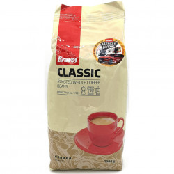 Cafea Boabe Classic Bravos 1kg