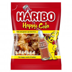 Jeleuri HARIBO Happy Cola
