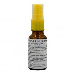 Tinctura de Propolis Spray 30ml Apicola CristAlin