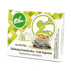 Baza tip cub pentru Mancaruri cu gust de Legume ELAN