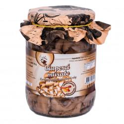Ciuperci murate cu Chimion Marar si Boabe de Mustar Julia 720ml