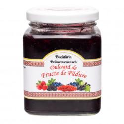 Dulceata de Fructe de Padure Bucataria Brincoveneasca