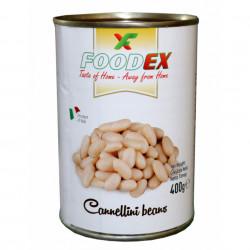 Fasole Alba 400 gr FoodEx