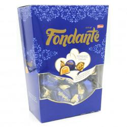 Praline de Ciocolata cu Caramel FONDANTE
