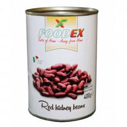 Fasole Rosie 400 gr FoodEx