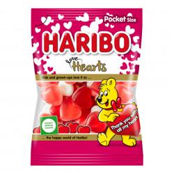 Jeleuri HARIBO Love Hearts