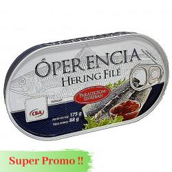 Hering File in sos de Tomat OPERENCIA