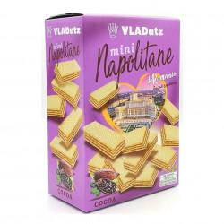 Napolitane cu crema de Ciocolata Vladutz 280g