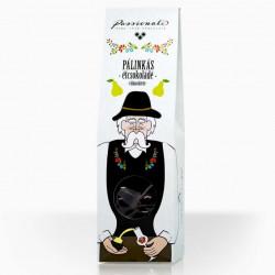 Praline de Ciocolata cu Palinka de Pere