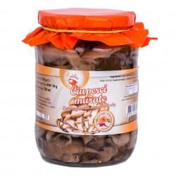 Ciuperci murate cu Morcov si Ceapa Julia 720ml