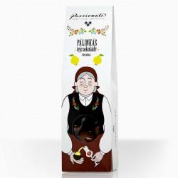 Praline de Ciocolata cu Palinka de Gutui