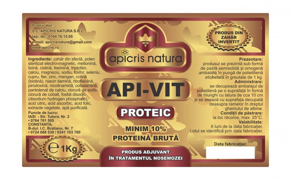 Apivit Proteic 1 kg