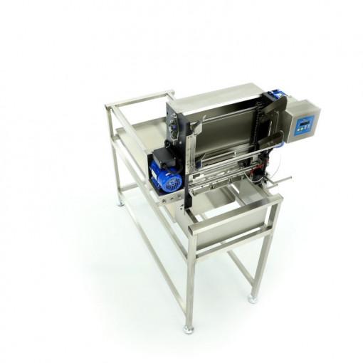 Masina de descapacit automata electrica 220v cu cutite incalzite elctric