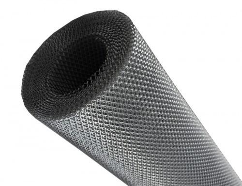 Plasa aluminiu expandata antivarroa gol patrat grosime 0.8mm