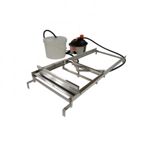Dispozitiv manual de descapacire a ramelor cu cutite incalzite - 1000mm