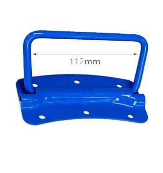Manere stupi albastre 10.5 x 7 cm