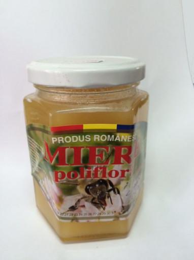 Miere poliflora 350 gr