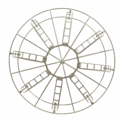 Cos cu 8 casete reversibile pentru centrifuga cu diametrul 1200 mm