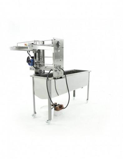 masina de descapacit ramele cu lant de preluare ramele