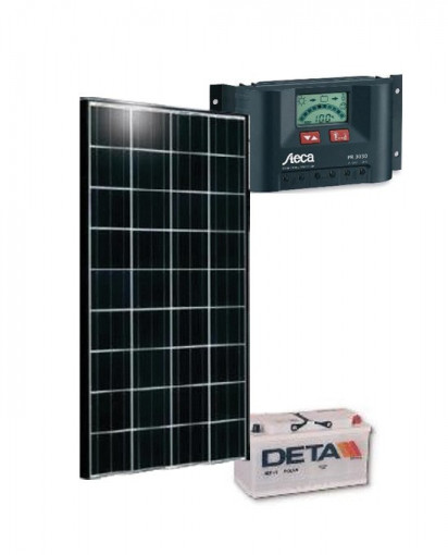 Pachet fotovoltaic 250W / ora