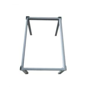 Stand pentru topitor solar plastic