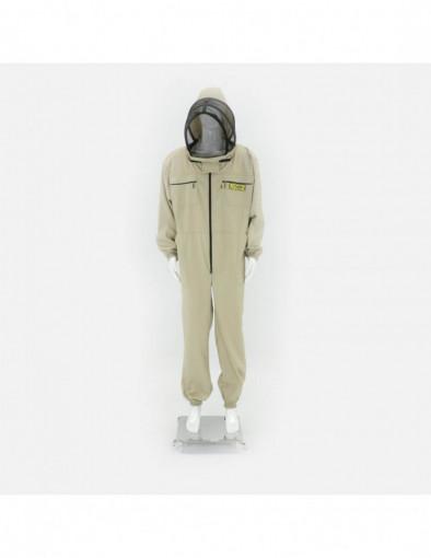 combinezon apicol cu masca cosmonaut