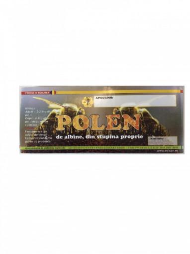 Eticheta pentru Polen