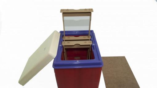 Nucleu împerechere plastic (19x14x14 cm)