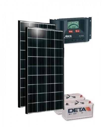 Pachet fotovoltaic 500W / ora