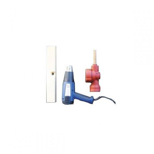 Sublimator acid oxalic cu aer cald 220v