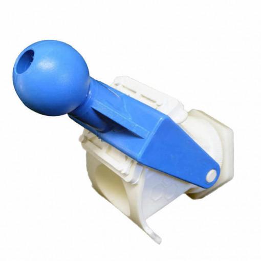 Canea pentru centrifuge sau butoaie miere cu oprire rapida