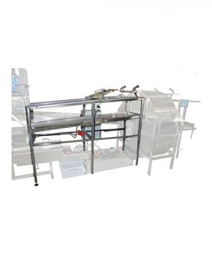 Roler pentru transport magazia pentru Linia automata STANDARD de extractie a mierii