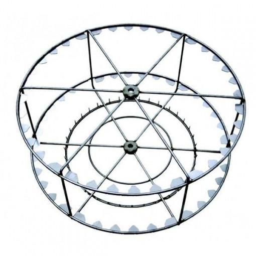 Cos radial pentru centrifuga cu diam. 800 mm