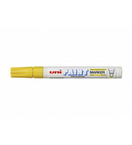 marker galben pentru marcat matcile pe baza de ulei