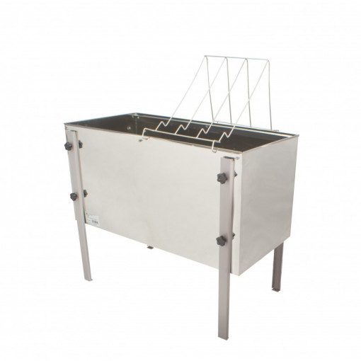 Banc de descapacit inox economic 1000 mm