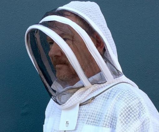 Combinezon apicol cu aerisire
