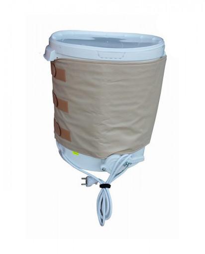 Decristalizator pentru galeti PVC - tip patura