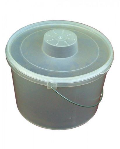 Hranitor de podisor tip galeata - 5L