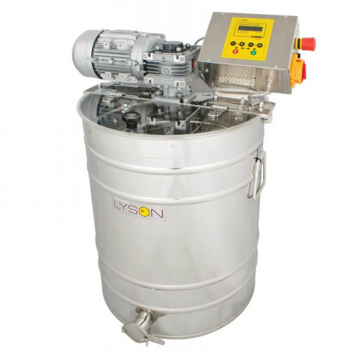Instalatie de transformare a mierii in crema de 200L (220V), full automata - Fara incalzire - Lyson Premium