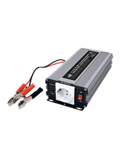 Invertor electric 12V/220V, 600W