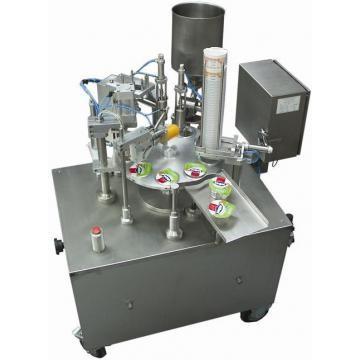 Masina de ambalat mierea la caserole semiautomata