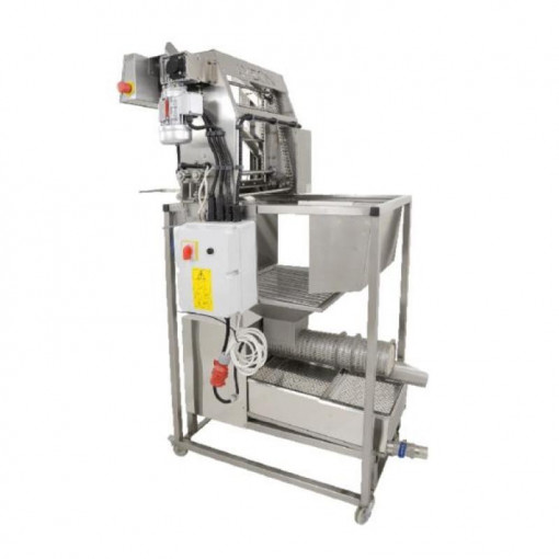 Masina de descapacit electrica automata cu melc pentru descapacire Lyson
