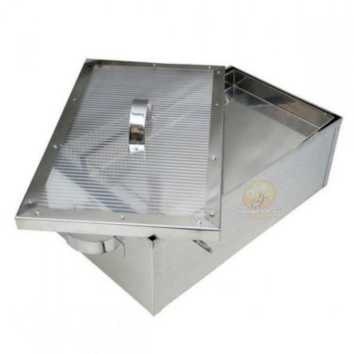 Topitor solar din inox