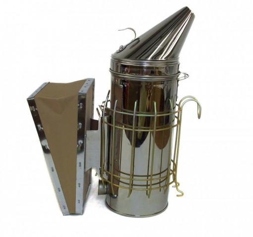 afumator din inox jumbo mare 32 cm