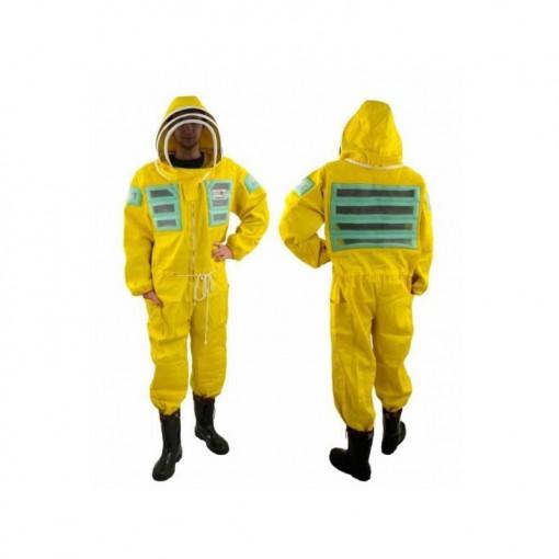 Combinezon apicol din bumbac cu ventilatie Lyson