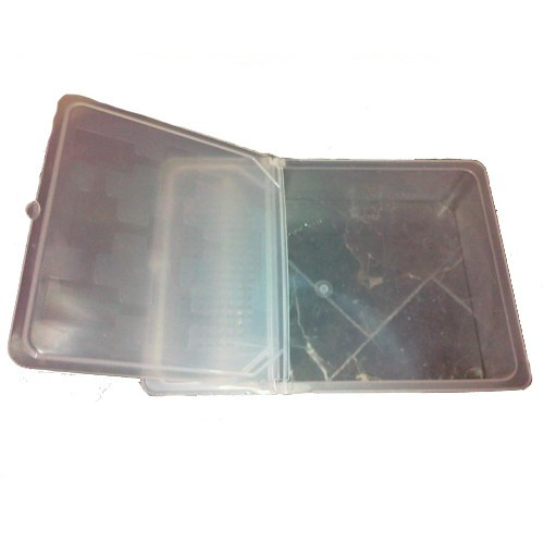 Hranitor de podisor transparent 1,5 kg