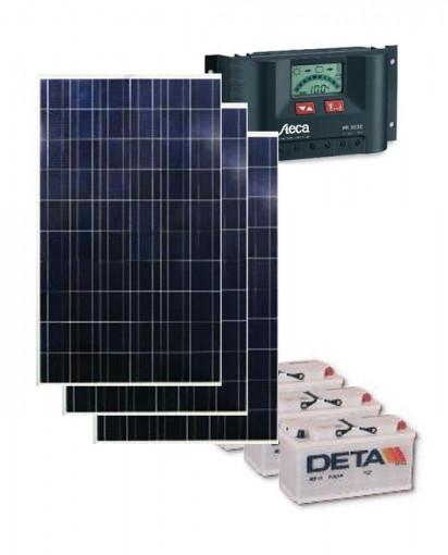 Pachet fotovoltaic 750W / ora