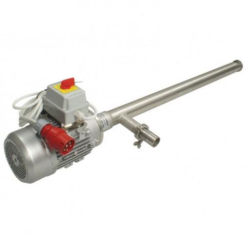 Pompa pentru miere cu melc 2.2kw - 400v Lyson